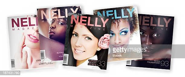 Schönheit/Mode Magazine