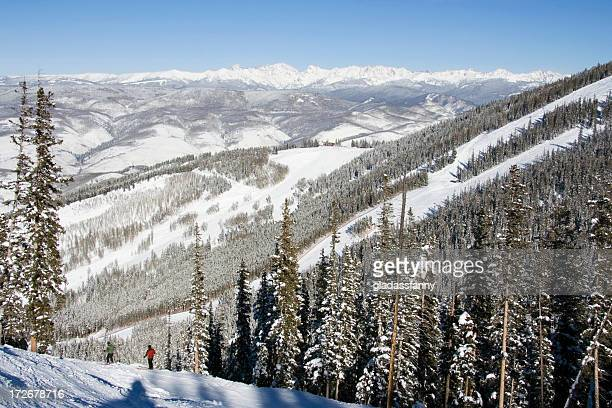 beaver creek colorado 1 - beaver creek colorado stock pictures, royalty-free photos & images