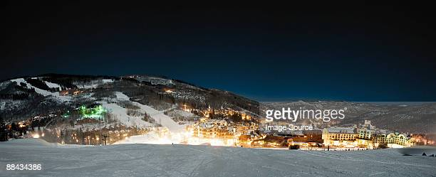 beaver creek colorado - beaver creek colorado stock pictures, royalty-free photos & images