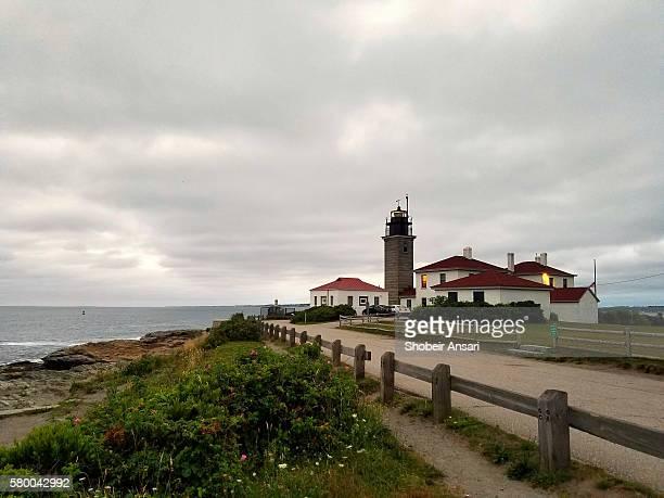 Beavertail Lighthouse, Jamestown, RI