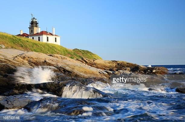 Beavertail Lighthouse, Newport, Rhode Island