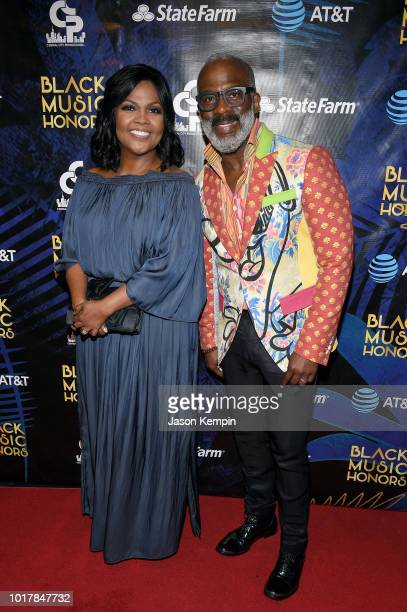 Bebe and Cece Winans attend the 2018 Black Music Honors at Tennessee Performing Arts Center on August 16 2018 in Nashville Tennessee