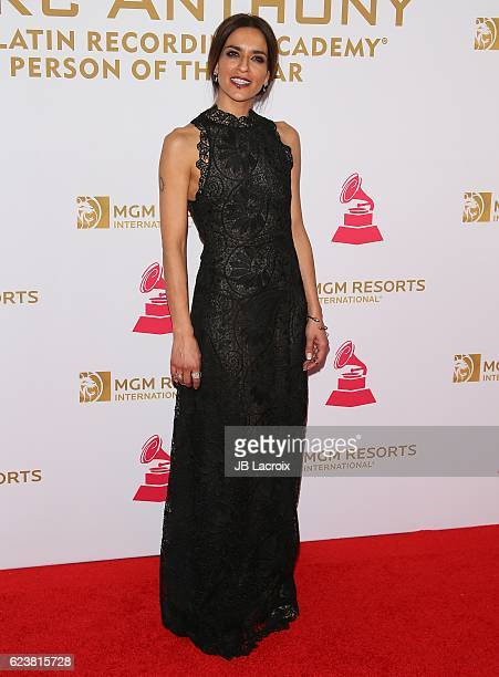 Bebe attends the 2016 Latin GRAMMY Person of the year honoring Marc Anthony on November 16 2016 in Las Vegas California