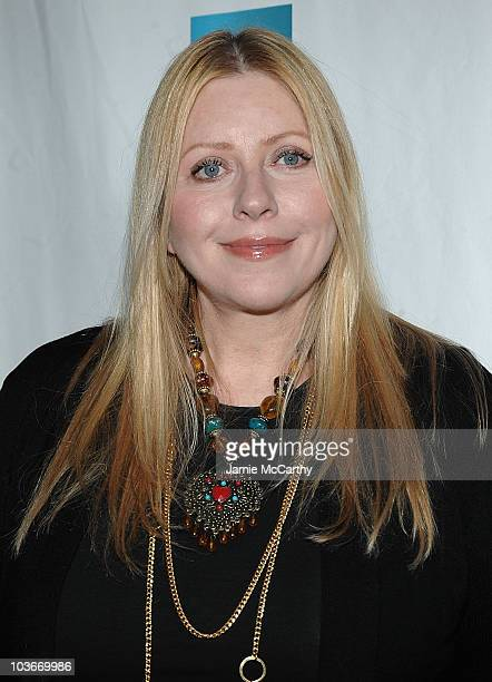 Bebe Buell attends the 8th Annual Tribeca Film Festival Burning Down The House Premiere at AMC Village VII on April 24 2009 in New York City New York