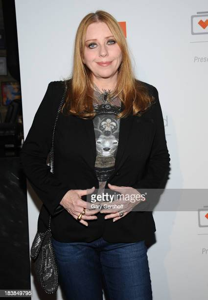 Bebe Buell attends the Lunchbox Fund Fall Fete 2013 at Buddakan on October 9, 2013 in New York City.