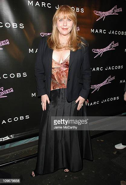 Bebe Buell attends the Squeezebox Documentary Film AfterParty During Tribeca Film Festival at the Blender Theater in New York on April 252008