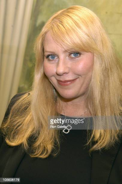 Bebe Buell during National Arts Club Celebration for The Stella by Starlight Gala at The Pierre Hotel in New York New York United States