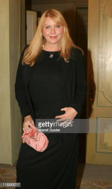 Bebe Buell during National Arts Club Celebration for The Stella by Starlight Gala at The Pierre Hotel in New York City, United States.