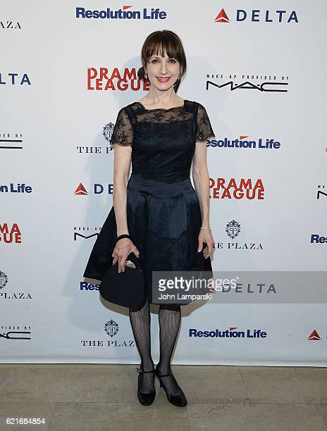 Bebe Neuwirth attends the 33rd Annual Drama League Musical Celebration of Broadway at The Plaza on November 7 2016 in New York City