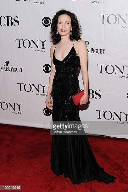 Bebe Neuwirth attends the 64th Annual Tony Awards at Radio City Music Hall on June 13 2010 in New York City