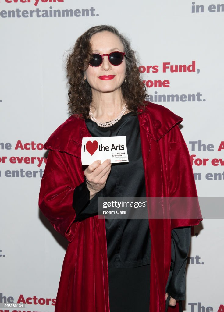 Bebe Neuwirth attends The Actors Fund 2018 Gala at Marriott Marquis Times Square on May 14, 2018 in New York City.