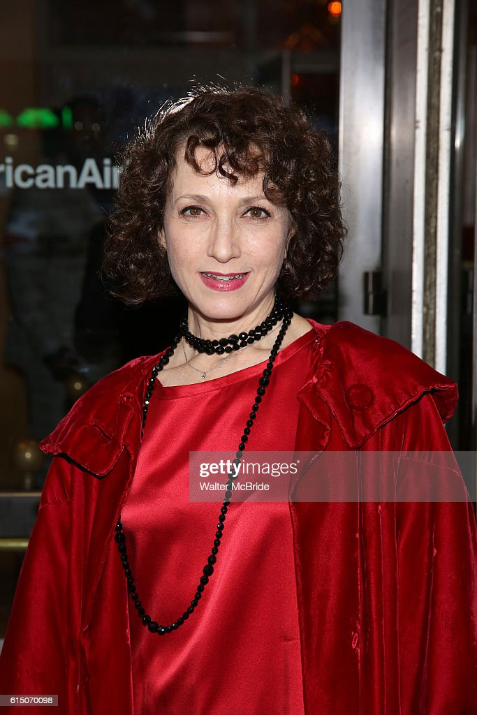 Bebe Neuwirth attends the Broadway Opening Night performance of 'The Cherry Orchard' at the American Airlines Theatre on October 16, 2016 in New York City.