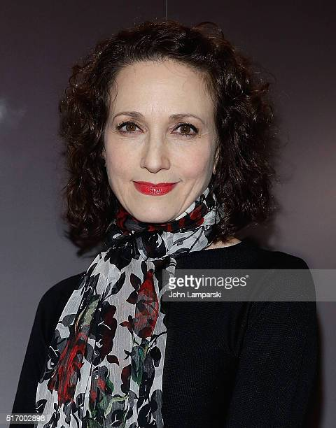 Bebe Neuwirth attends the 'Chicago' 20th Anniversary Year Celebration at The Palm Restaurant on March 22 2016 in New York City