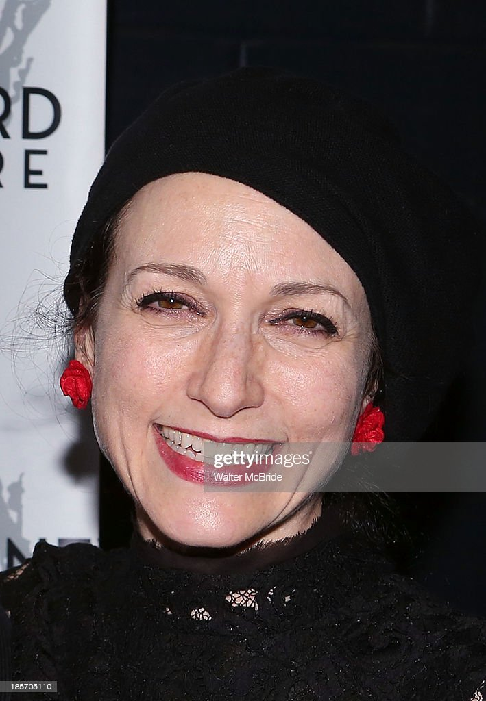 Bebe Neuwirth attends the opening night After Party for 'The Landing' at Vineyard Theatre on October 23, 2013 in New York City.