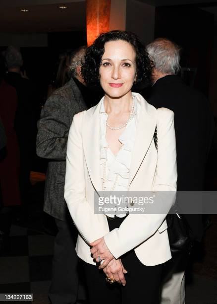 Bebe Neuwirth attends the seventh annual Fred Ebb award at the American Airlines Theatre on November 28 2011 in New York City