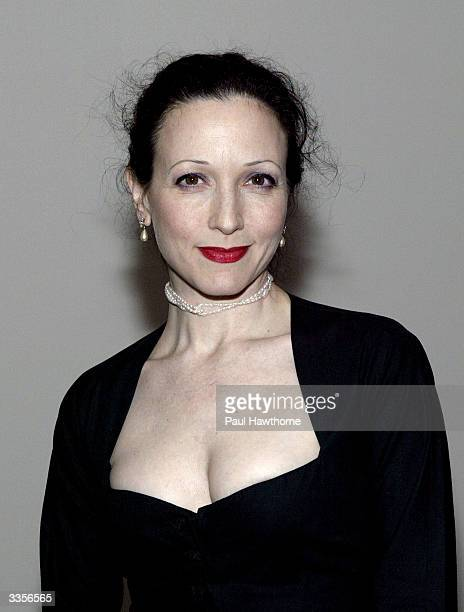 Bebe Neuwirth attends What Fresh Hell is This an evening of Dorothy Parker readings at the Tribeca Rooftop April 13 2004 in New York City
