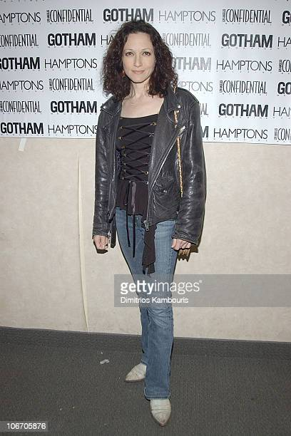 Bebe Neuwirth during 1st Annual LAByrinth Theater Company Celebrity Charades Benefit presented by Gotham and LA Confidential Magazine at Daryl Roth...