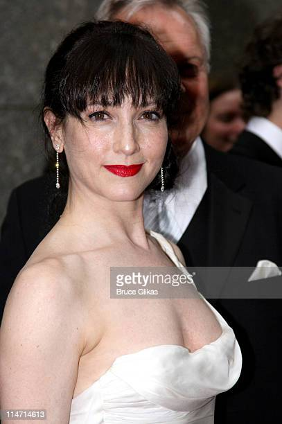 Bebe Neuwirth during 61st Annual Tony Awards Arrivals at Radio City Music Hall in New York City New York United States