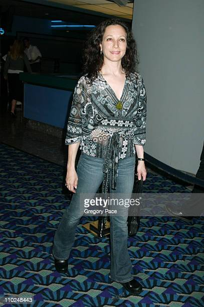 Bebe Neuwirth during 'Happy Endings' New York City Premiere Inside Arrivals at Chelsea Clearview in New York City New York United States