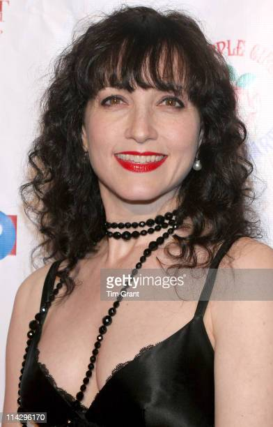 Bebe Neuwirth during HELP Fundraiser Hosted by Nathan Lane at Cipriani in New York City New York United States