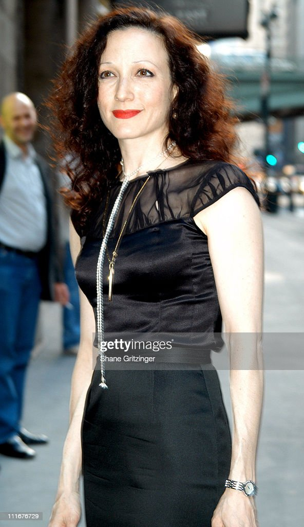 Bebe Neuwirth during Isaac Mizrahi High / Low Fall 2004 Fashion Show at Cipriani in New York City, New York, United States.