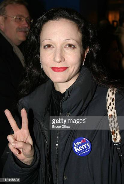 Bebe Neuwirth during Opening Night of 'Fiddler on The Roof' on Broadway at The Minskoff Theatre in New York City New York United States
