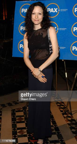 Bebe Neuwirth during PAX Benefit Gala 2004 at Cipriani in New York City New York United States
