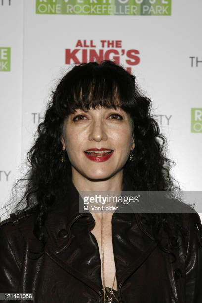 """Bebe Neuwirth during The Cinema Society Screening of """"All the Kings Men"""" at Regal Cinema Battery Park in New York, NY, United States."""