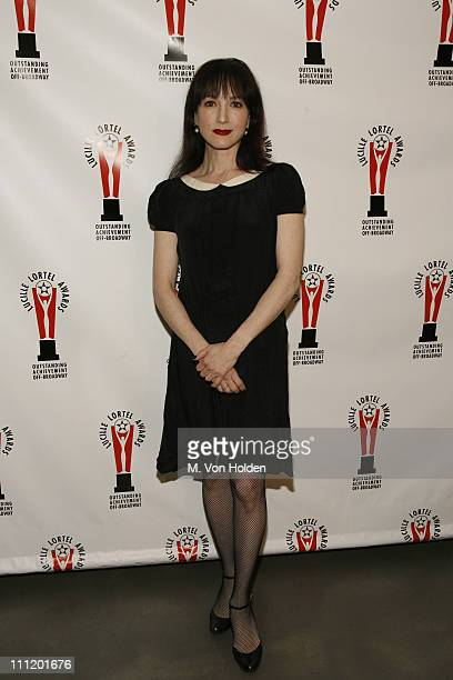 Bebe Neuwirth during The Lucille Lortel Awards Presented for Outstanding Achievement in OffBroadway Theatre at New World Stages in New York City New...