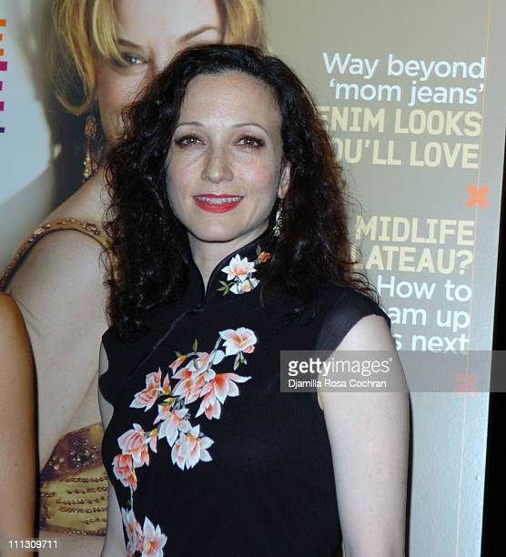 Bebe Neuwirth during The Winners of the 6th Annual More Magazine Wilhelmina 40 Model Search at Cipriani in New York City New York United States