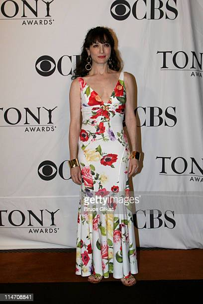 Bebe Neuwirth, presenter during 60th Annual Tony Awards - Press Room at Rainbow Room in New York City, New York, United States.