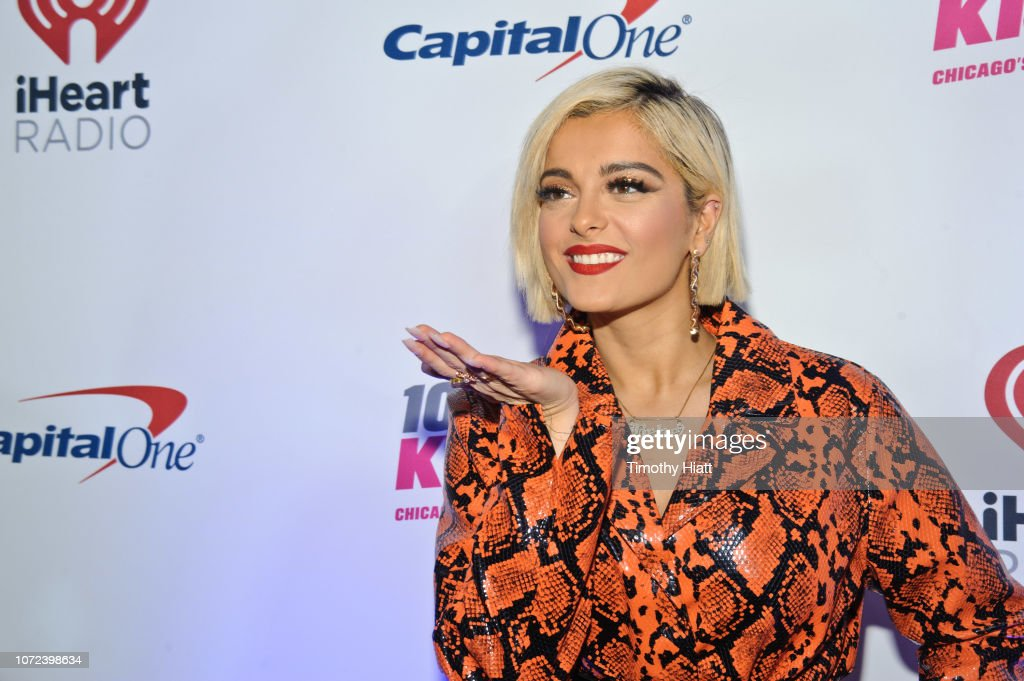 103.5 KISS FM's iHeartRadio Jingle Ball 2018 : News Photo