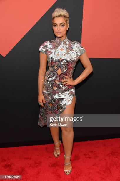 Bebe Rexha attends the 2019 MTV Video Music Awards at Prudential Center on August 26 2019 in Newark New Jersey