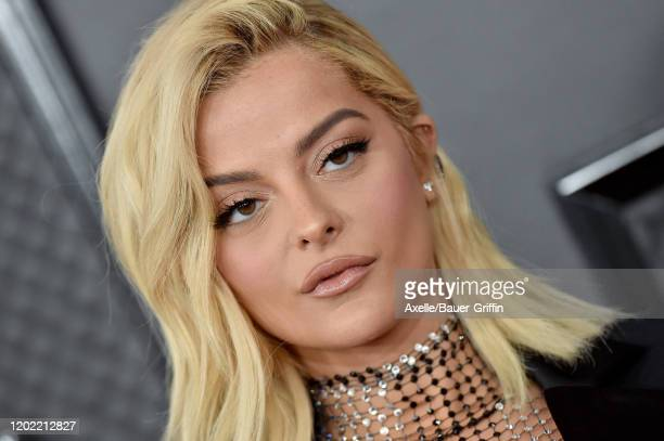Bebe Rexha attends the 62nd Annual GRAMMY Awards at Staples Center on January 26 2020 in Los Angeles California