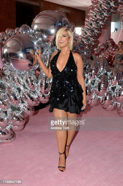 Bebe Rexha attends the CFDA Fashion Awards on June 03, 2019 in New York City.