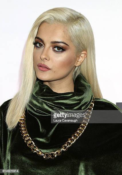 Bebe Rexha attends TIDAL X 1015 at Barclays Center on October 15 2016 in New York City