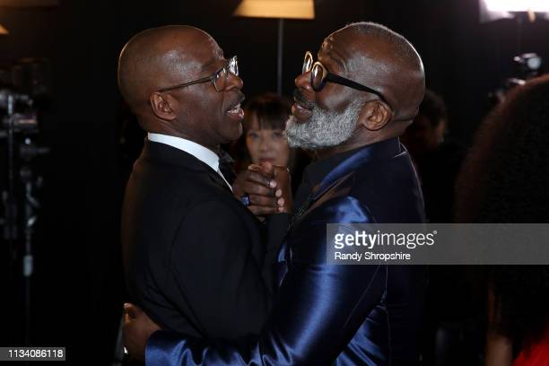 BeBe Winans attends AllStar Lineup Pays Tribute At 'Aretha A GRAMMYCelebration For The Queen Of Soul at The Shrine Auditorium on January 13 2019 in...