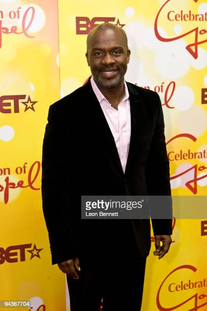 Bebe Winans attends BET's 10th Anniversary Celebration Of Gospel at The Orpheum Theatre on December 12 2009 in Los Angeles California