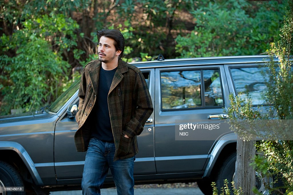 PARENTHOOD -- 'Because You're My Sister' Episode 415 -- Pictured: Jason Ritter as Mark Cyr --