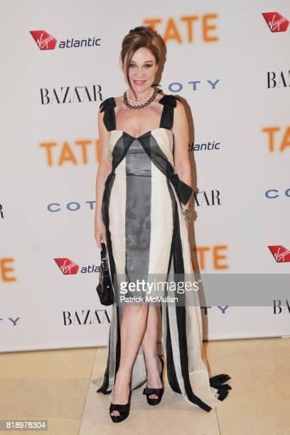 Becca Cason Thrash attend AMERICAN PATRONS of TATE Artists' Dinner at Hearst Tower on May 4th 2010 in New York City