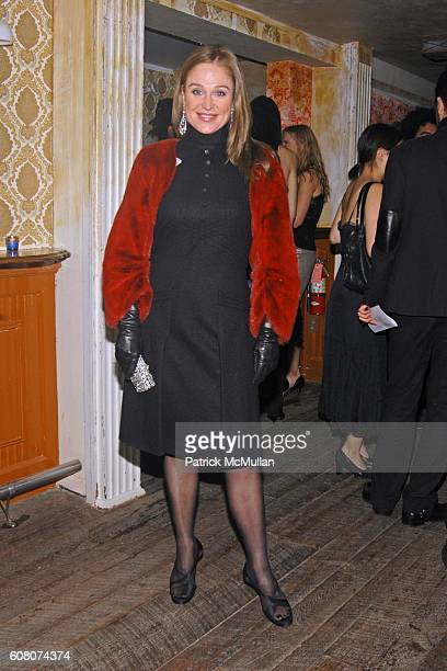 Becca Cason Thrash attends A Private Dinner to Celebrate LES PERLES DE CHANEL Hosted by Marjorie Gubelmann Raein and Samantha Boardman Rosen at The...