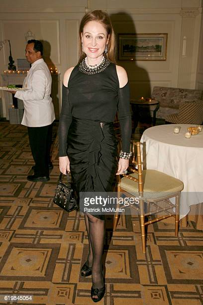 Becca Cason Thrash attends BECCA CASON THRASH and GREG FOURTICQ JR host the book launch of DOMESTIC ART CURATED INTERIORS at The Carlyle on October...