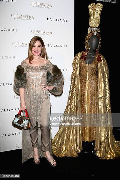 Becca Cason Thrash attends the 'Cleopatra' cocktail hosted by Bulgari during The 66th Annual Cannes Film Festival at JW Marriott on May 21 2013 in...