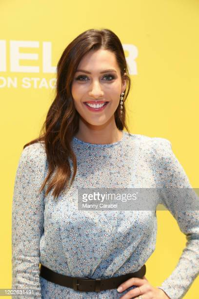 Becca Kufrin attends Kendra Scott Celebrates Valentine's Day with Bachelor Live On Stage hosted by Ben Higgins and Becca Kufrin at Kendra Scott Soho...