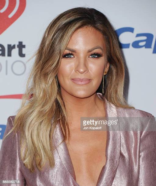Becca Tilley attends 1027 KIIS FM's Jingle Ball 2017 at The Forum on December 1 2017 in Inglewood California