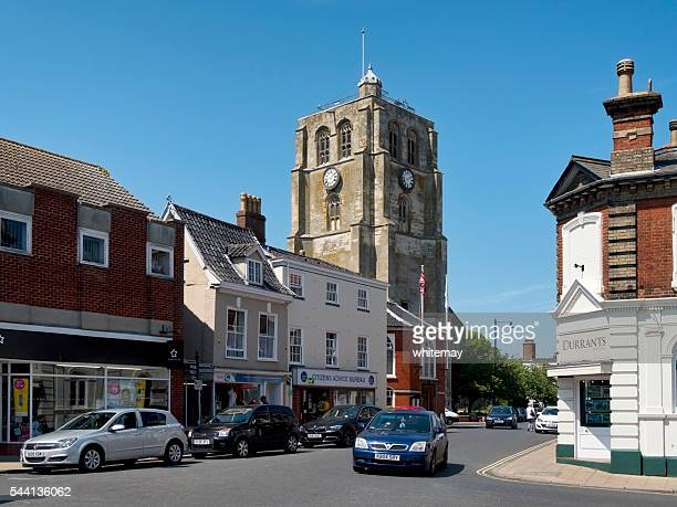 Beccles town centre