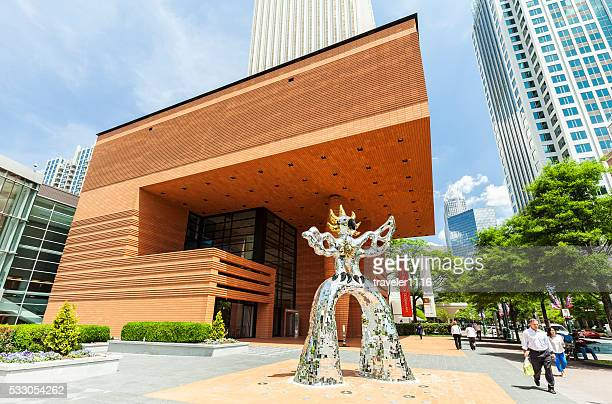 Bechtler Museum Of Modern Art In Charlotte, North Carolina