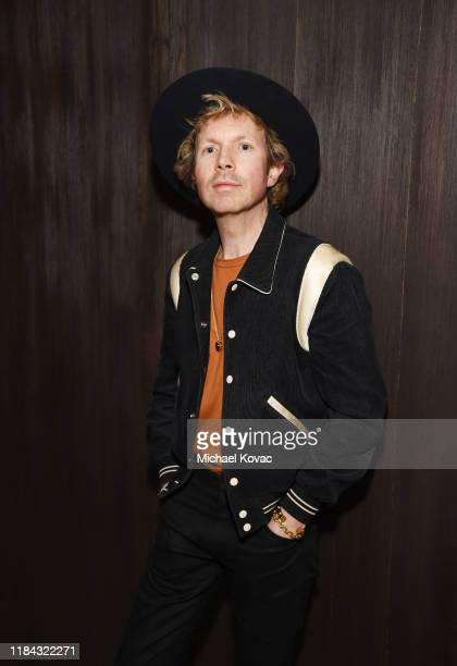 Beck attends an Exclusive Preview of The West Hollywood EDITION on October 29 2019 in West Hollywood California