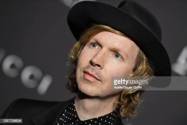 Beck attends the 2018 LACMA Art Film Gala at LACMA on November 03 2018 in Los Angeles California