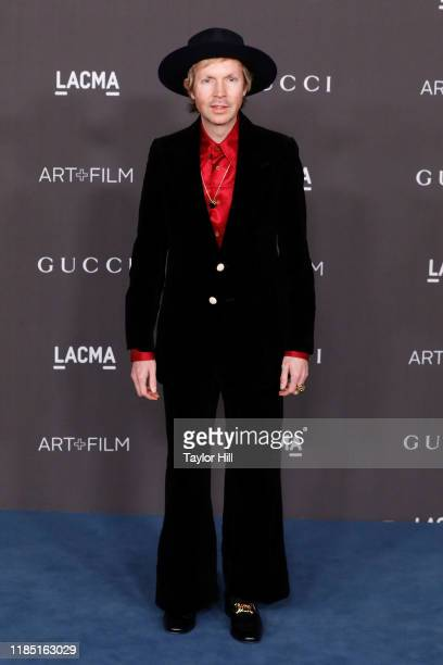 Beck attends the 2019 LACMA Art + Film Gala at LACMA on November 02, 2019 in Los Angeles, California.